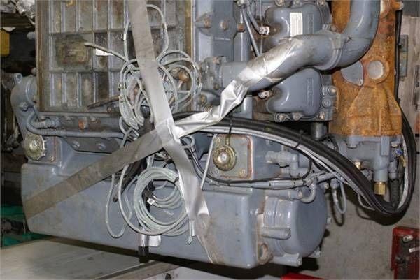 MAN D2842LE405 ekskavatör için motor