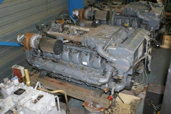 MAN D2842LE405 diğer için motor