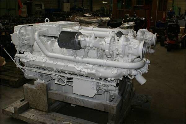 MAN D2842LE406 diğer için motor