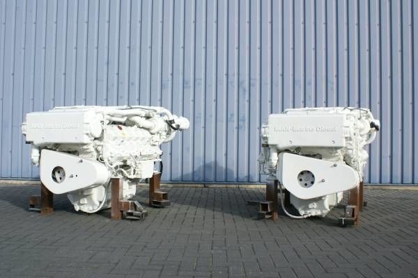 MAN D2842LE409 tır için motor