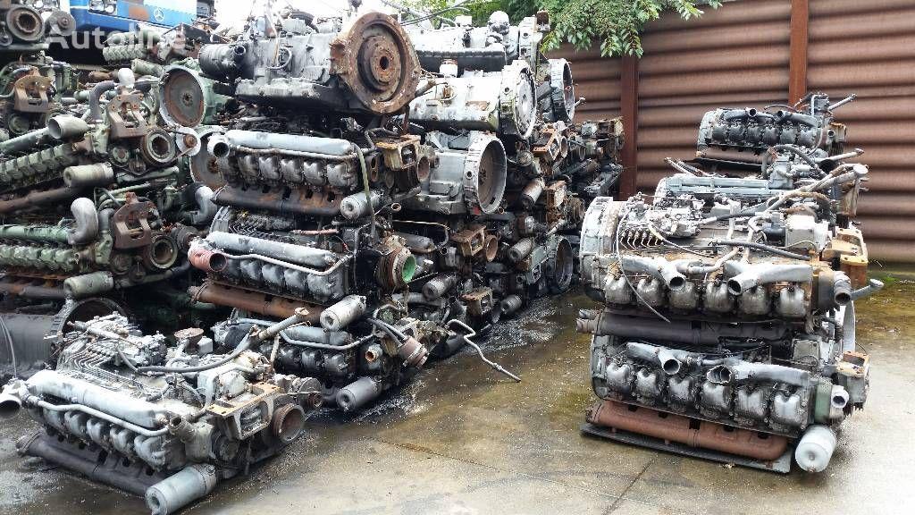 MAN D2866 D2566 kamyon için motor