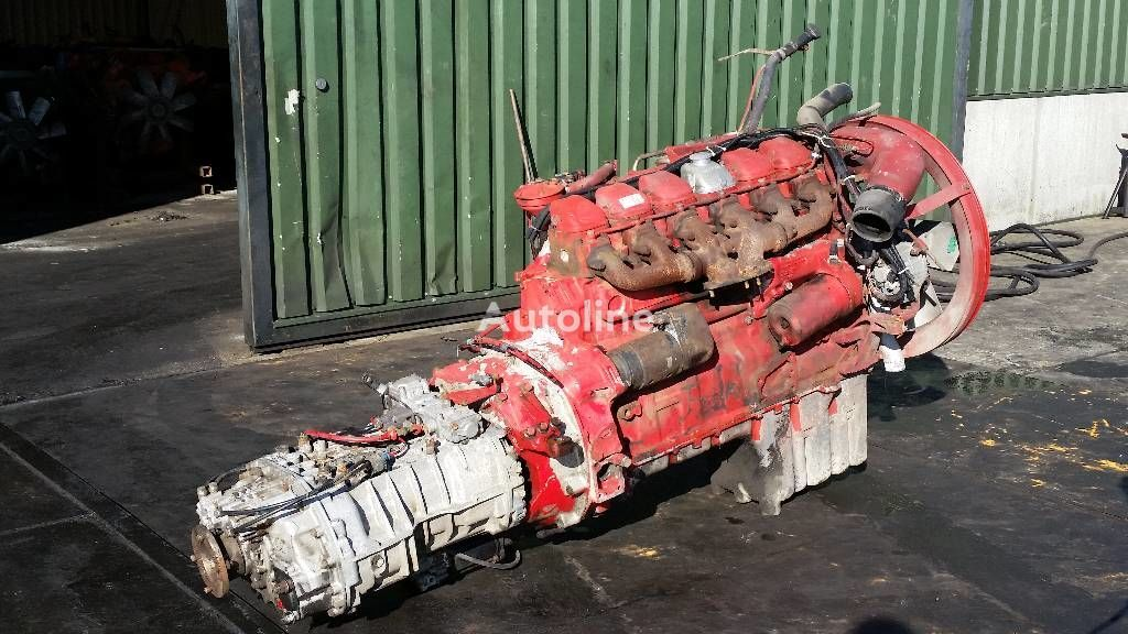 MAN D2866F kamyon için motor