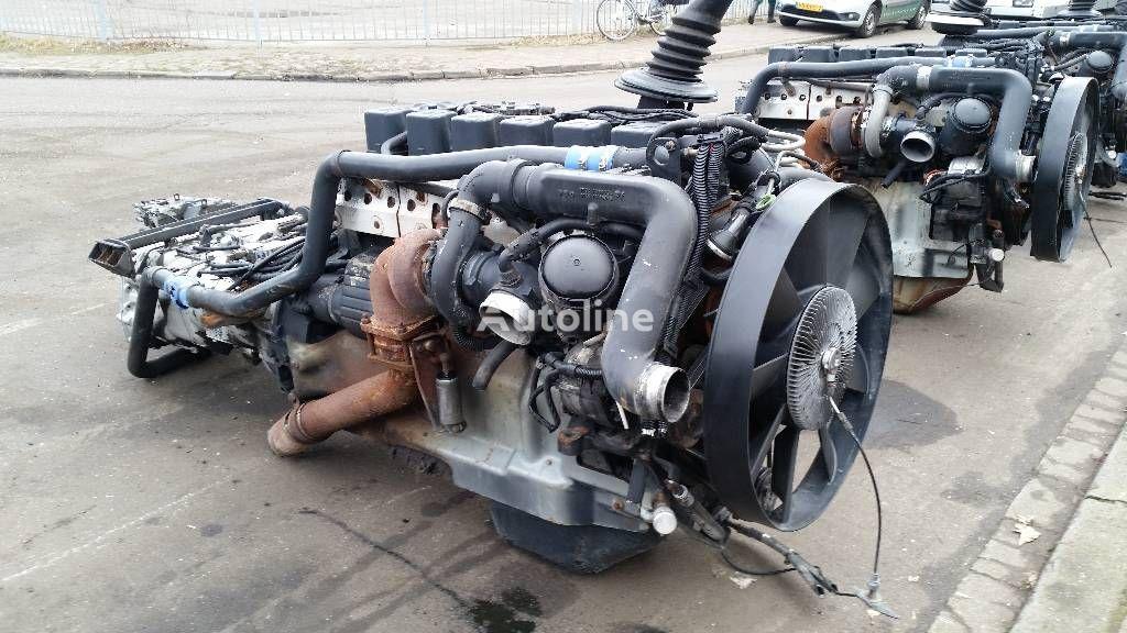 MAN D2866LF20 tır için motor