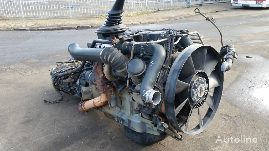 MAN D2866LF31 kamyon için motor