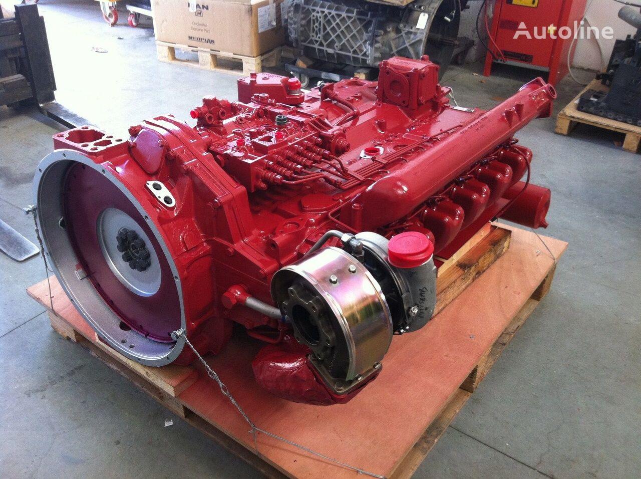 kamyon için MAN D2866LUH26 per BUS e motor