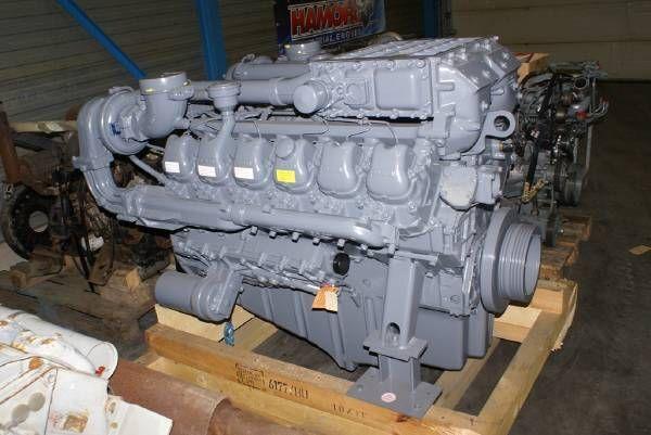 yeni MAN NEW FACTORY ENGINES diğer için motor