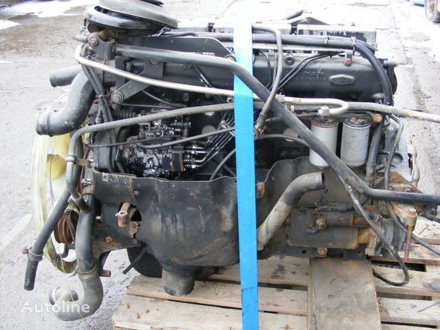 MAN motor 290 HP kamyon için motor