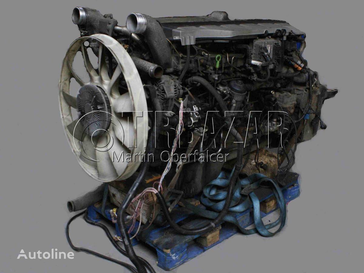 MAN motor 480 HP EURO 4 kamyon için motor