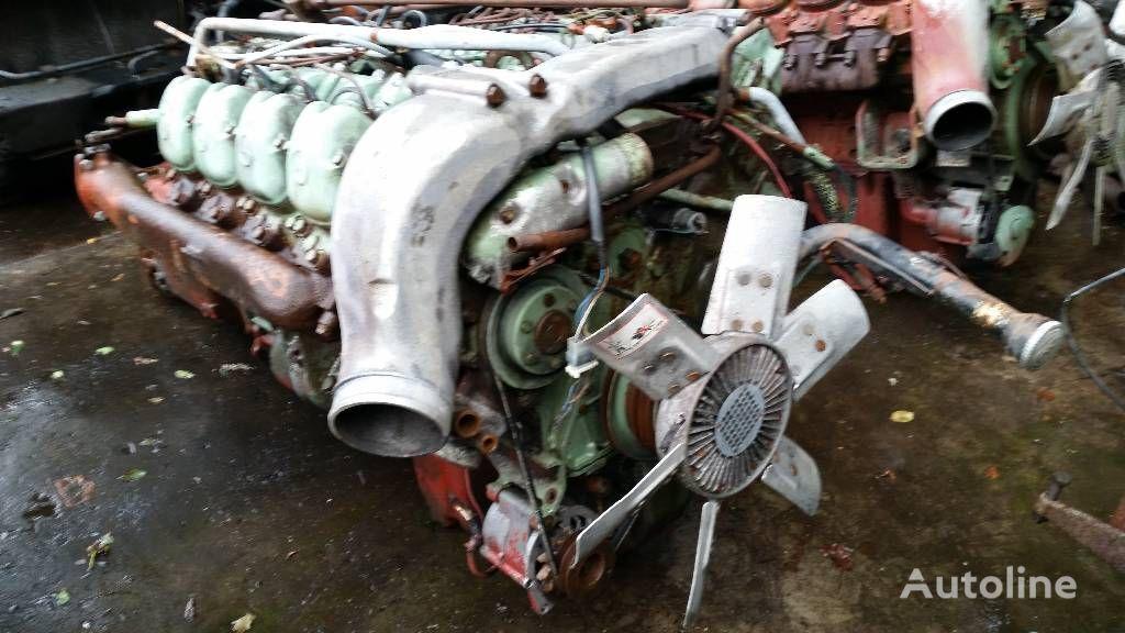 MERCEDES-BENZ OM 402 MET ZF VERSNELLINGSBAK kamyon için motor