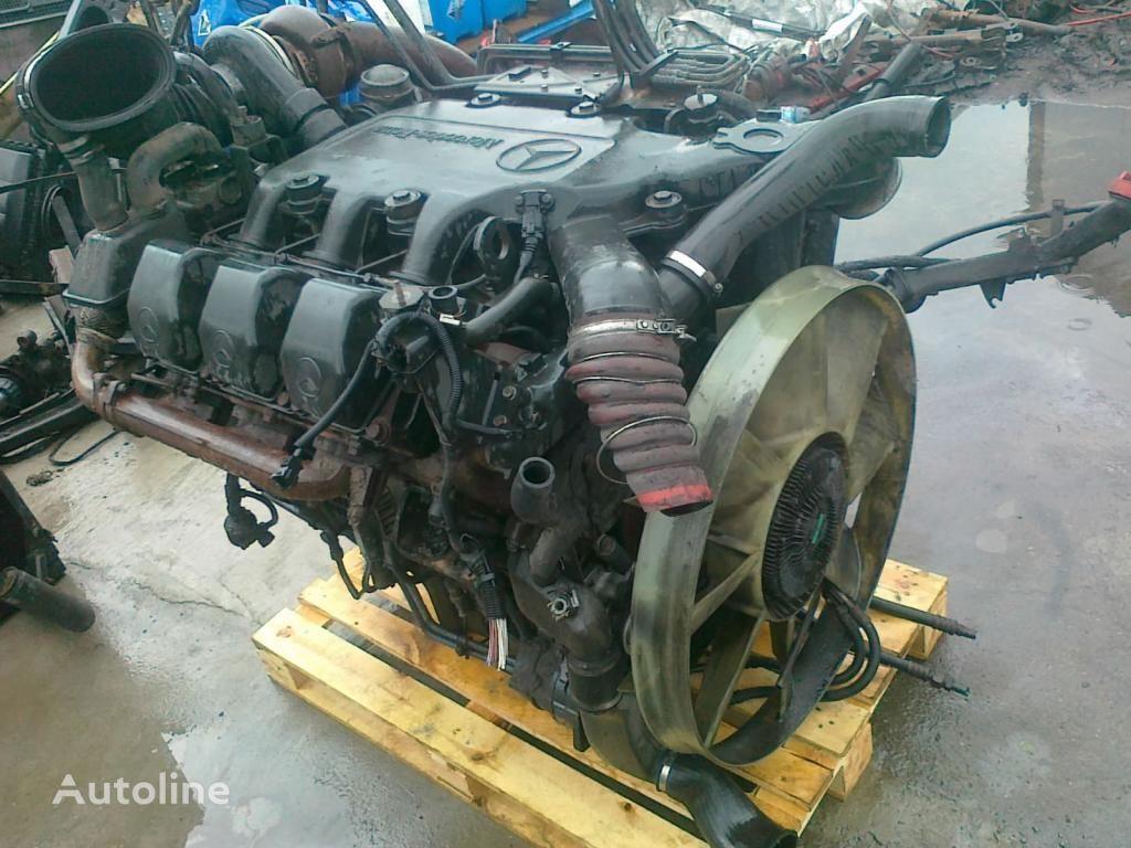 MERCEDES-BENZ OM 501 LA V6 glowica blok pompa kamyon için motor