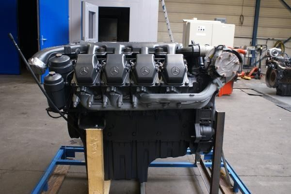 MERCEDES-BENZ OM 502 LA kamyon için motor