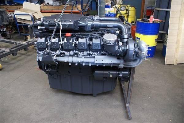 MTU 12V183 LONG-BLOCK ekskavatör için motor