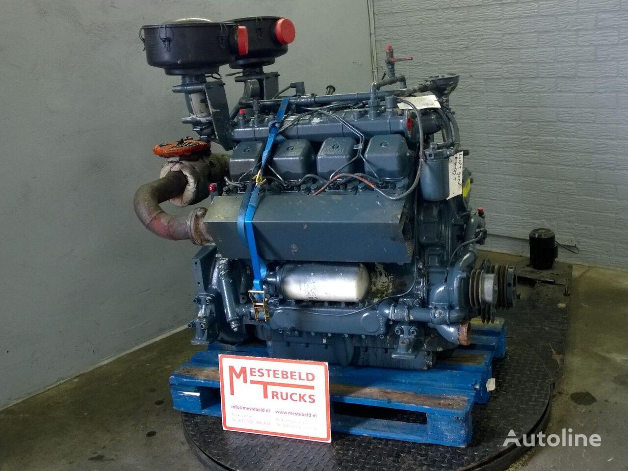 Motor MWM D234 V8 tır için MWM D234 V8 motor