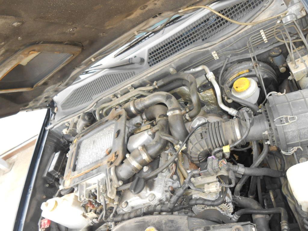 NISSAN TERRANO II / NISSAN PATROL 3.0 kamyon için ZD30D NISSAN TERRANO II 3.0 D motor