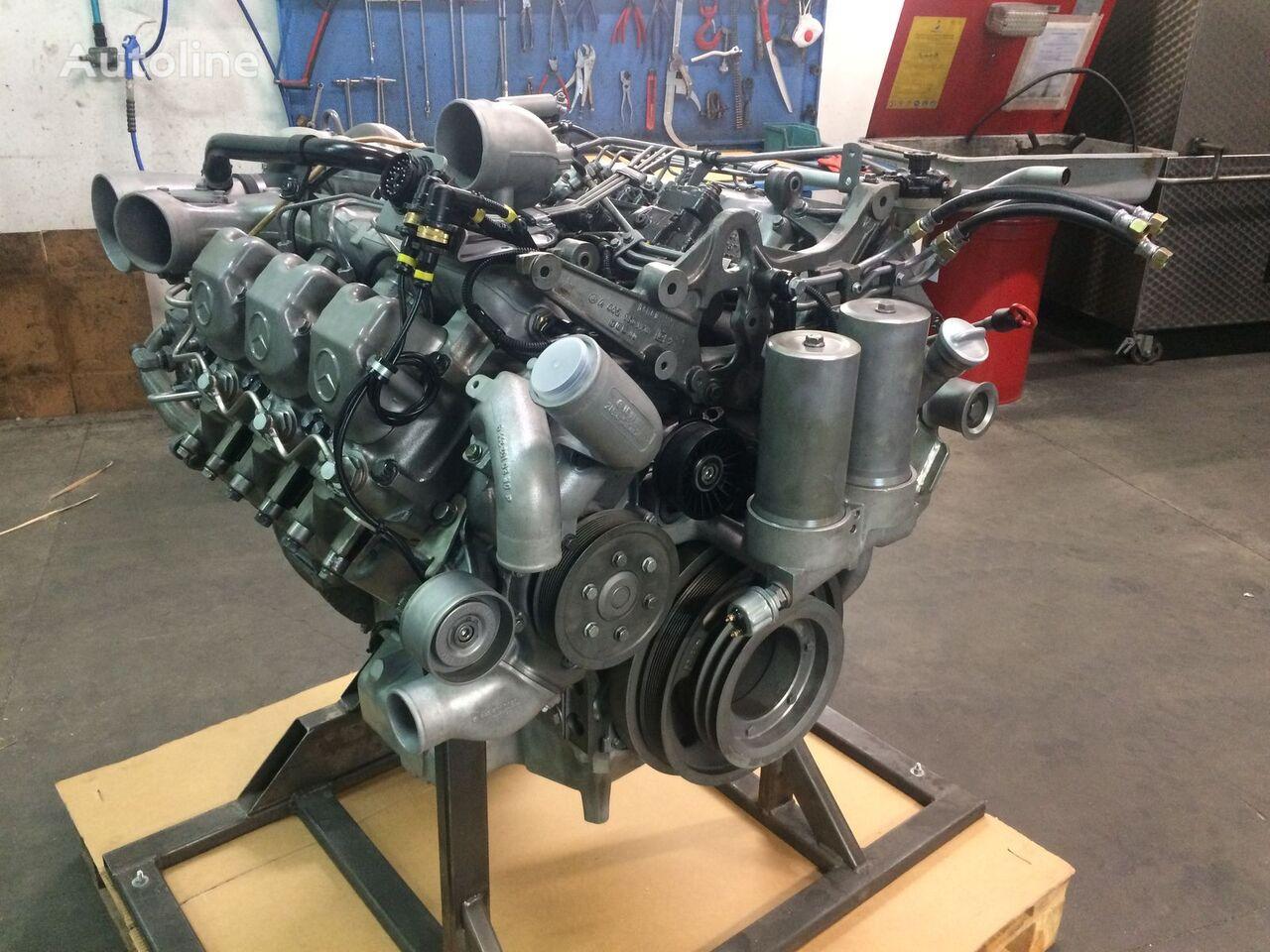 MERCEDES-BENZ çekici için OM441LA motor