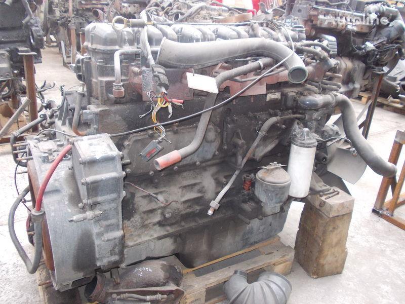 SCANIA 124 tır için Scania DSC 12 02 motor