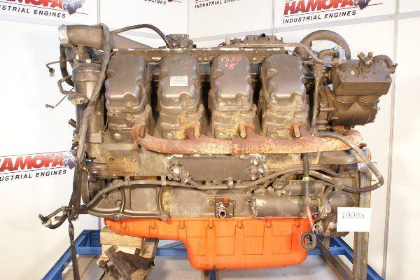 SCANIA DC1602 tır için motor