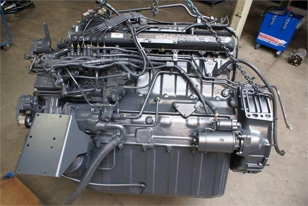 SCANIA DC9.05 diğer için motor