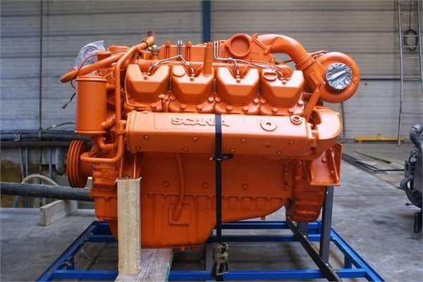 SCANIA DI14 diğer için motor