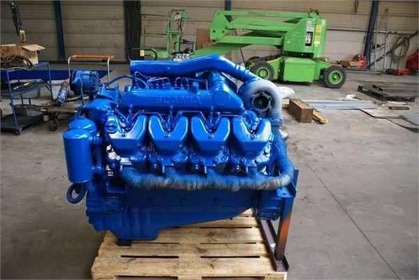 SCANIA DSC 14 01 diğer için motor