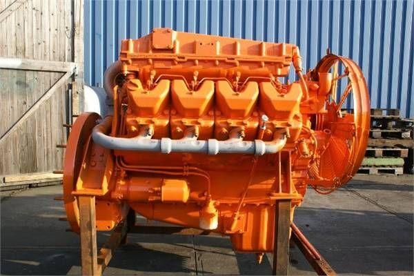 SCANIA DSI 14 tır için motor