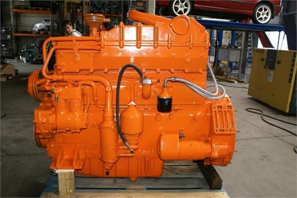 SCANIA DSI11.62 kamyon için motor