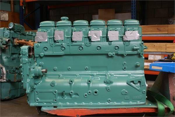 VOLVO D10 BADE2 otobüs için motor