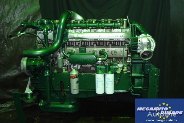 VOLVO F16 kamyon için Volvo TD163ES motor