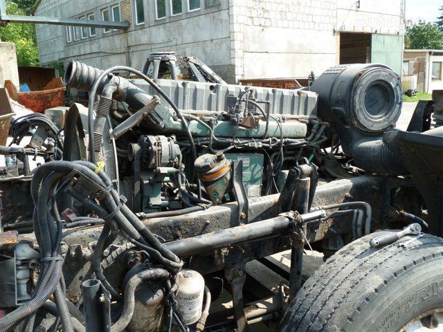 VOLVO FH12 için Volvo D12A motor
