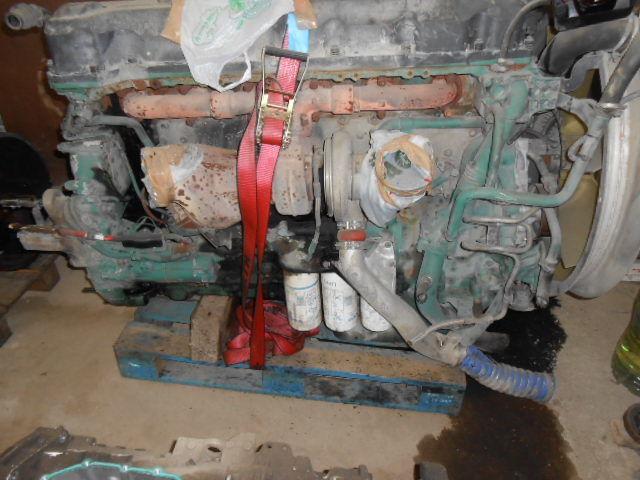 VOLVO FH13 440/480 tır için D13A480EC01 VOLVO ENGINE KW353/480 cm³ 12780 motor