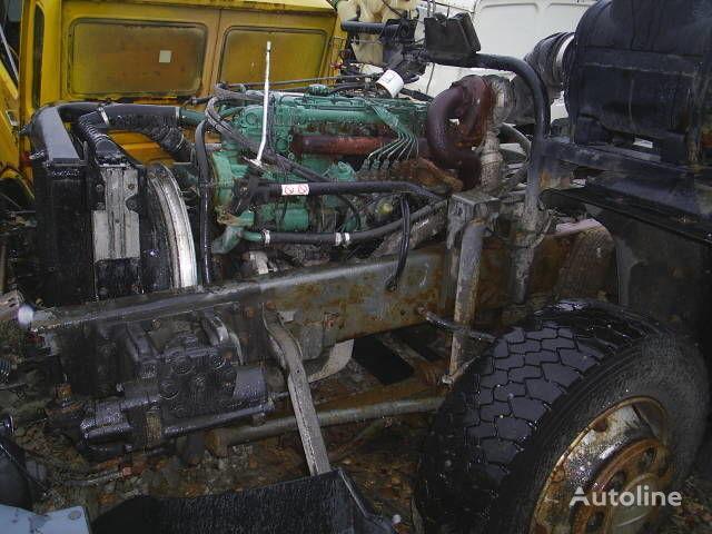 VOLVO FL 614 kamyon için Volvo TD63ES motor