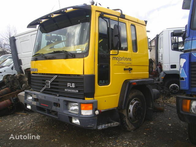 VOLVO FL615 kamyon için Volvo TD63ES motor