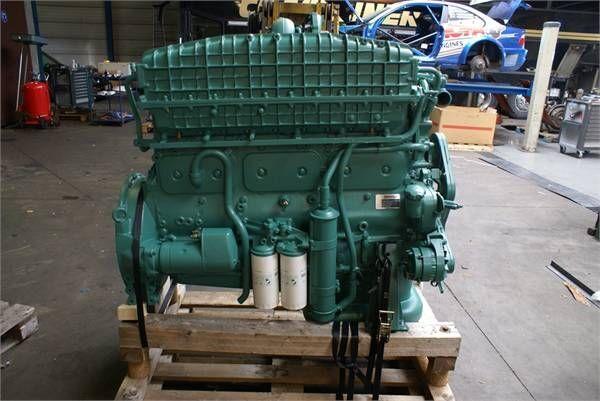 VOLVO TWD 1210 G ekskavatör için motor