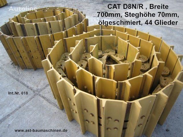 CATERPILLAR D8N/R buldozer için Caterpillar Kette mit Bodenplatten, used paletler