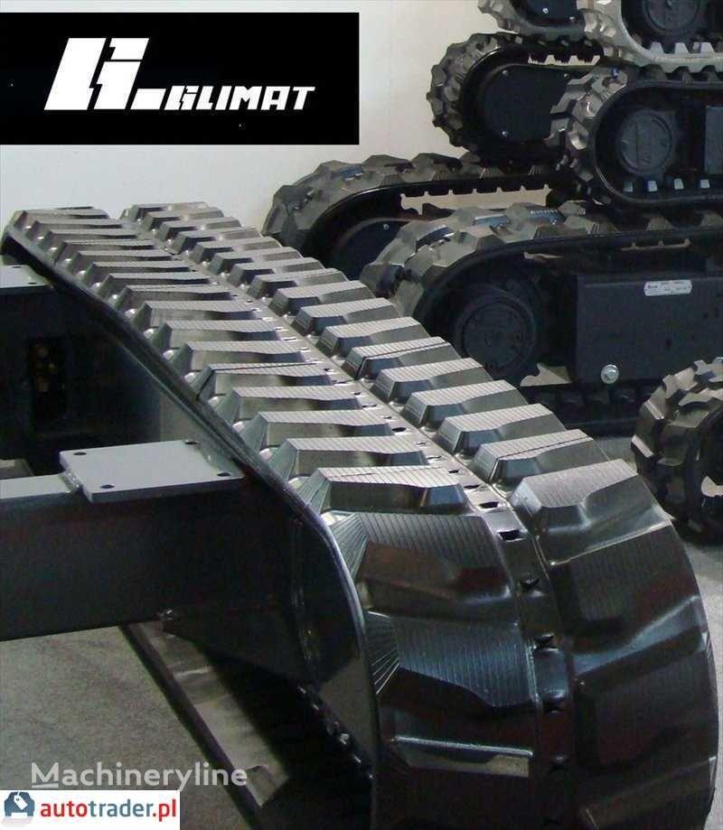 yeni ITR GĄSIENICA GUMOWA - 230x96x31 2016r ITR İş makinaları için paletler