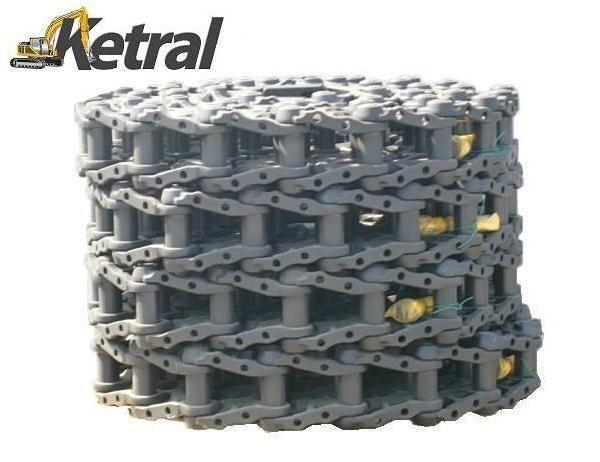 KOMATSU PC210-6 ekskavatör için DCF Chain - Ketten - Łańcuch paletler