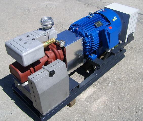 CG80 GHH RAND z silnikiem elektrycznym tanker yarı römork için pinömatik kompresör