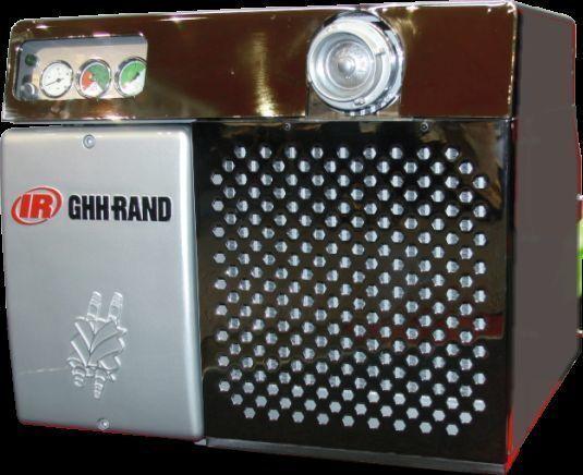 yeni GHH RAND CS 1050  IC  kamyon için pinömatik kompresör