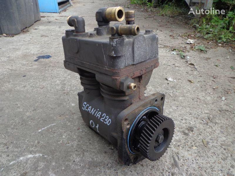 SCANIA 94 kamyon için pinömatik kompresör