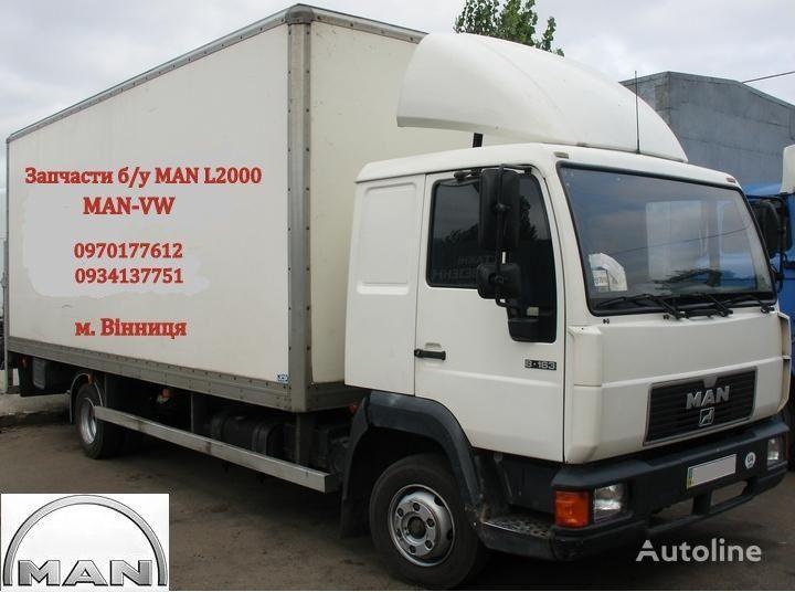 MAN L2000 kamyon için Man L2000 Stupicy Perednie Zadnie s podshypnikami. poyra