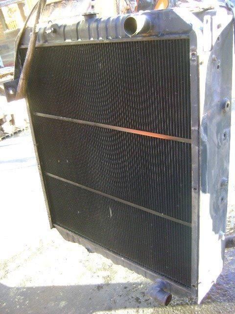 FIAT-HITACHI ekskavatör için radyatör