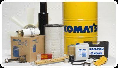 KOMATSU lyubaya buldozer için radyatör