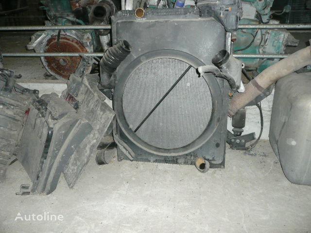 MERCEDES-BENZ 1841/44 2007 kamyon için Kuehler Packett komplett radyatör