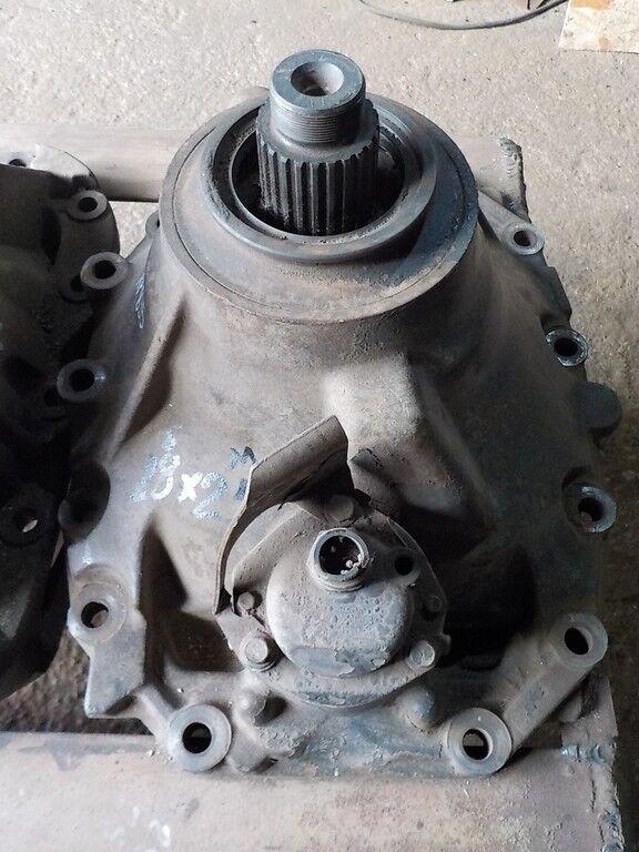 kamyon için (RP835 1.12/ GR4.27:1) Scania redüktör