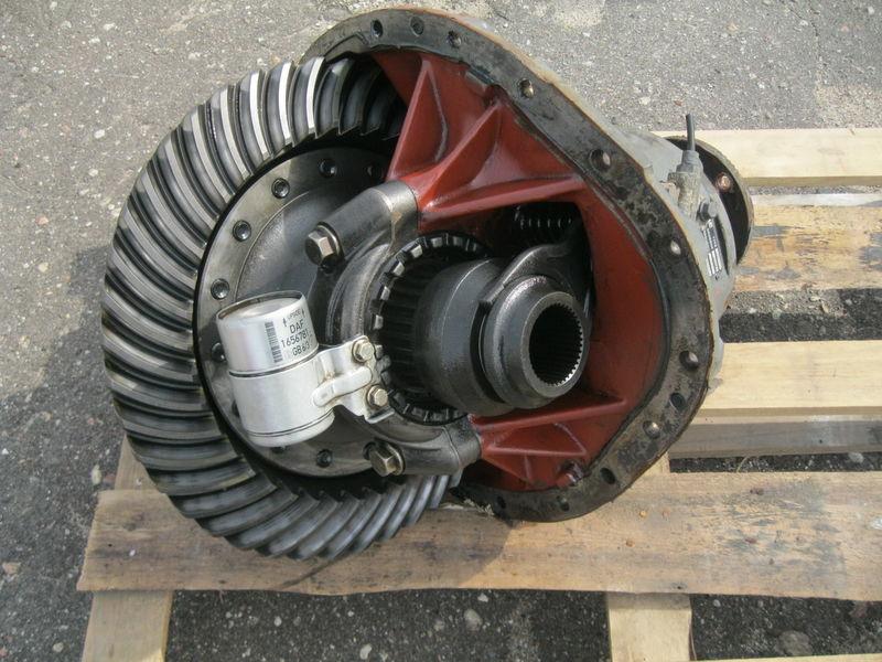 DAF XF 105 tır için redüktör