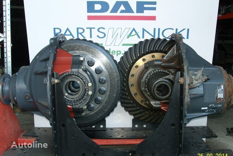 DAF XF 105  tır için DAF 3.07 redüktör