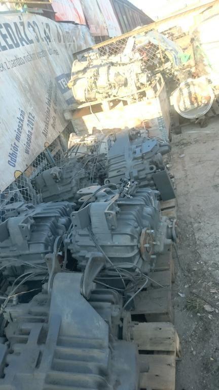 yeni kamyon için VG1700-3W Mercedes redüktör