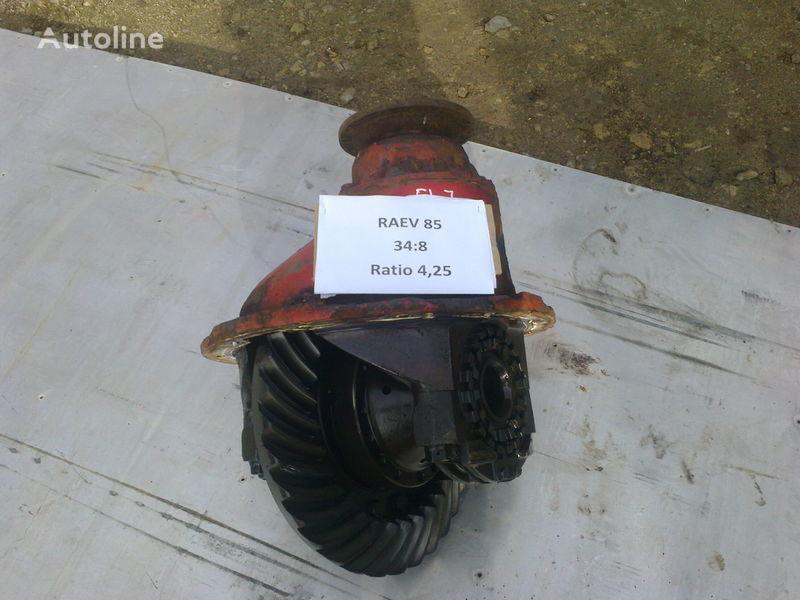VOLVO kamyon için RAEV 85 redüktör