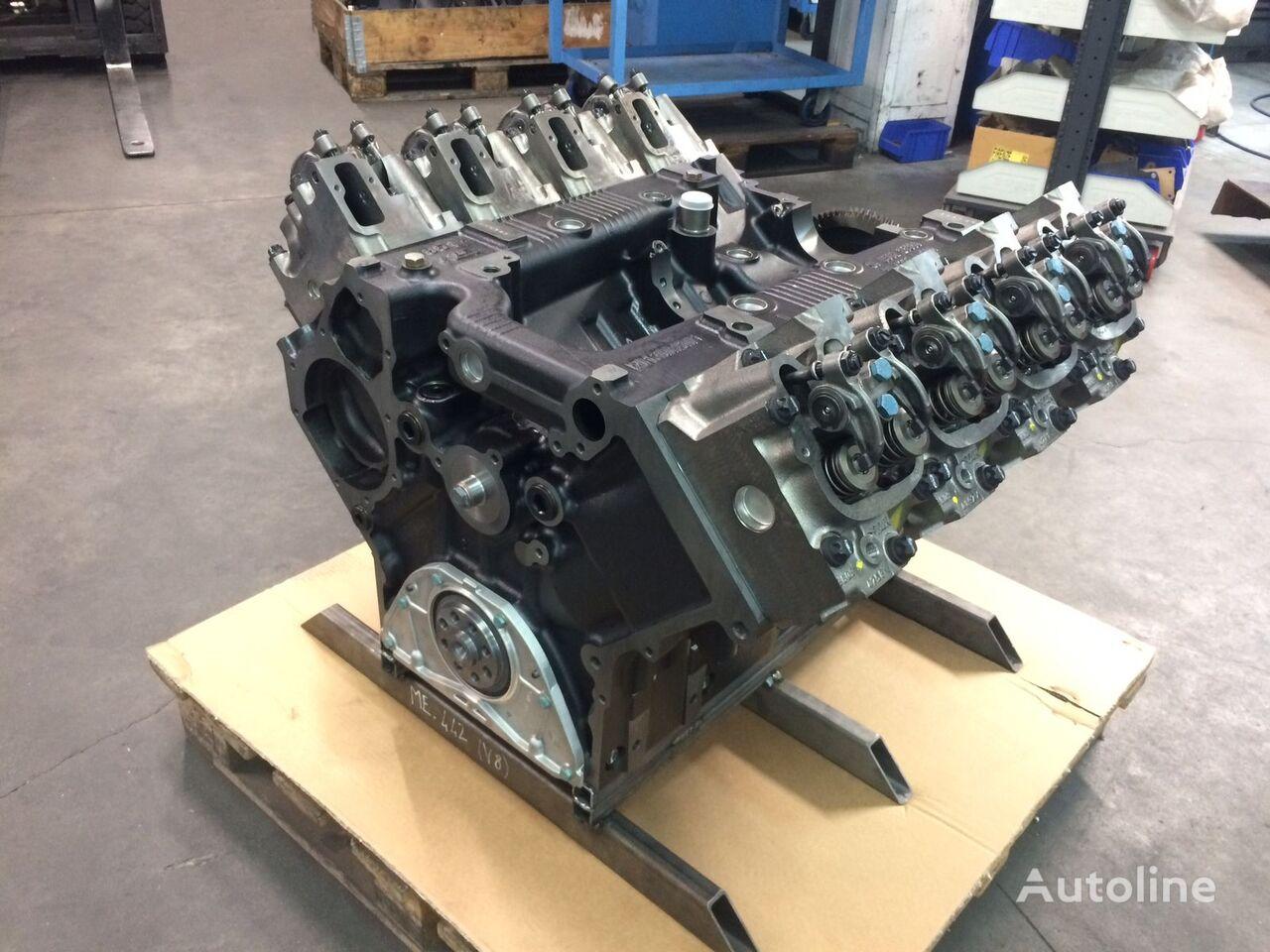 kamyon için MAN - MOTORE D2848 - V8 - STAZIONARIO / INDUSTRIALE e silindir bloğu