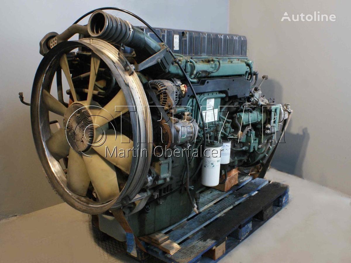 VOLVO motor D12D 380/420/460 EURO 3 kamyon için silindir bloğu